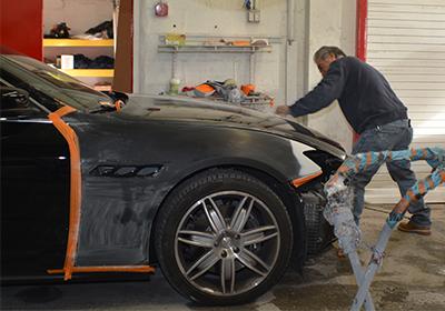 Staten Island Auto body Paint