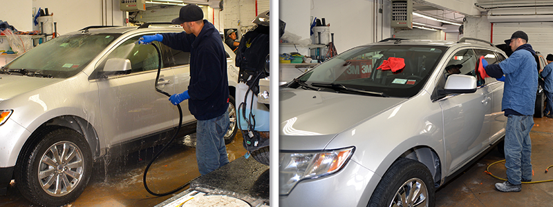 Staten Island Car Wash , Wax and Vacuum