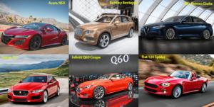 Hot New Cars 2017